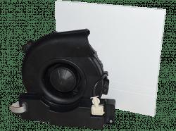 Abluftsystem – A80ec DIN 18017-3 – dezentrale Lüftung