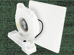 Abluftsystem – A80 DIN 18017-3 – dezentrale Lüftung
