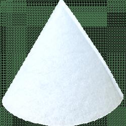 Filter Abluft-Tellerventil DN 125 – Kegelförmig der Filterklasse G3