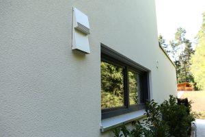 Ruhige Lüftungssysteme mit Wärmerückgewinnung & Schalldämmung