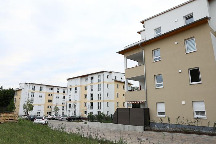 Wohnanlage in Strausberg