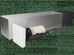 Dezentrale Lüftung SEVi 160RO – Sonderlösung einer Dachdurchführung