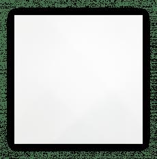 SEVi Systeme mit quadratischer Innenblende